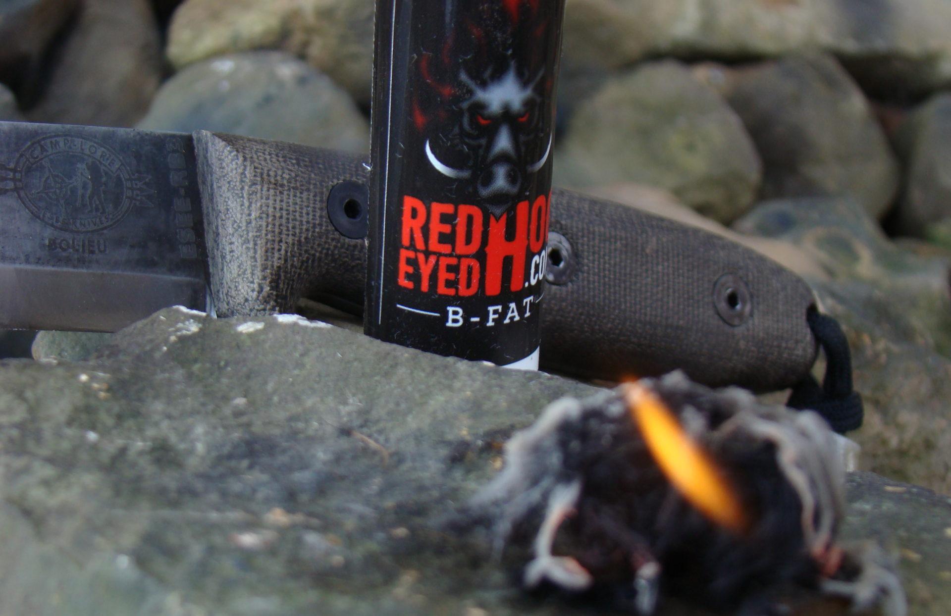 Red Eyed Hog